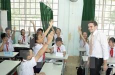 Hanoi aims to train more English teachers