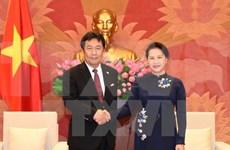 NA Chairwoman: Vietnam treasures ties with Japan