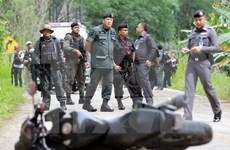 Thailand: 50 suspects arrested in military hospital bombing