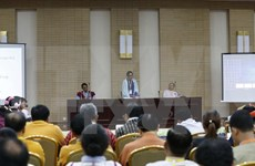 Myanmar's peace conference agrees on 37 principles