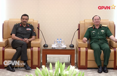 Vietnam wants closer defence training cooperation with India