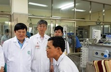 Deputy PM requests dealing with medical incident in Hoa Binh
