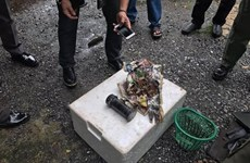 Thailand: Bomb found in Bangkok downtown