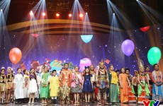 ASEAN+ children festival opens in Hanoi