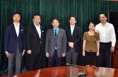 Japan's Democratic Party talks labour with Vietnam confederation