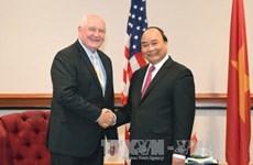 PM hosts US trade representative, agriculture secretary