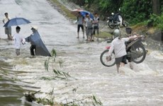 Localities asked to be well prepared for coming rainy season