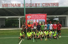 VN holds first ever field hockey coaching course