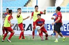 Vietnam climbs five spots in FIFA rankings