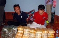 Vietnam, Laos bust major drug ring