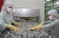 Australia eases shrimp import suspension