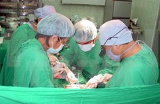 Cho Ray hospital succeeds in first heart transplant