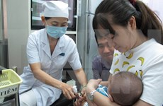 Immunisation Week raises awareness of vaccination's importance
