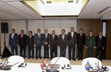Shangri-La dialogue: US, ASEAN agree on regional security issues