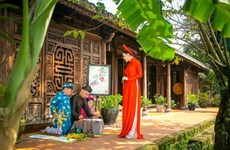 Hoi An prepares for int'l silk and brocade festival