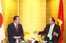 PM wants stronger ties between localities of Vietnam, Japan