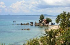 Kien Giang strives to develop sustainable tourism