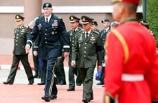 US, Thai generals discuss military cooperation