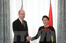 Czech newswire comments on Vietnam-Czech economic prospect