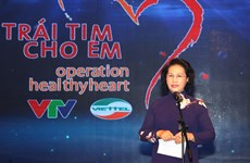 Charity gala raises support for children with heart diseases