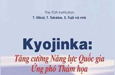 Japan's book on natural disasters introduced to Vietnamese