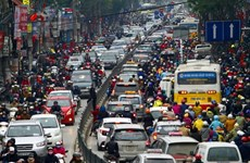 Hanoi concocts scheme to take personal motorbikes