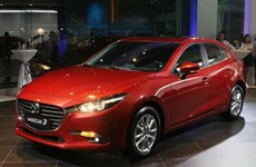 Automobile sales rebound in May