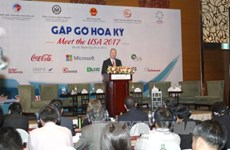 Vietnam, US discuss ways to boost trade-investment ties