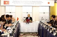 PM assures support for Japanese enterprises