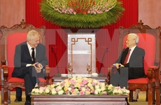 Party leader urges stronger Vietnam-Czech Republic collaboration