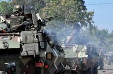 Malaysia sentences nine Philippine militants to death