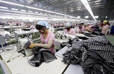 Vietnam's textile-garment heavily relies on imported fabrics
