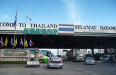 Thailand closes six border crossings with Malaysia