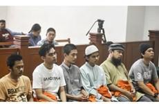 Indonesia jails Singapore rocket plot suspects