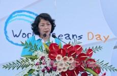 Ceremony marks Vietnam Seas & Islands Week 2017