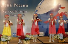Russia's Independence Day celebrated in HCM City