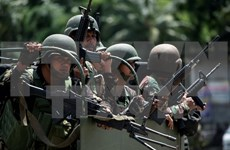 ​ US forces help Philippines military in Marawi