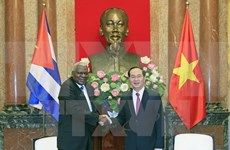 Vietnam, Cuba urged to step up cooperation mechanisms