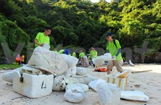 Green, charitable activities during Nha Trang Sea Festival