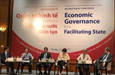 Vietnam studies int'l experience in building facilitating State