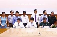 Hanoi, Vietnam News Agency ink cooperation deal
