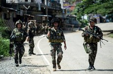 Philippines: Militants control 20 percent of Marawi city