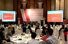 Conference on forecast-based financing opens in Hanoi