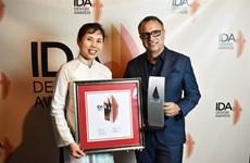 Vietnamese artist receives medal for public work