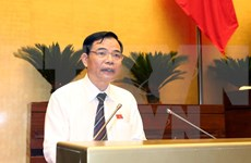 Agriculture minister clarifies steel ship operation failure