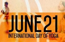 Nine localities to respond to International Yoga Day 2017