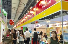 Top Vietnamese firms attend Asia's largest FB trade fair