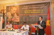 Book on President Ho Chi Minh introduced in Bangladesh