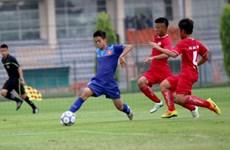 U15 int'l football tournament kicks off in Da Nang