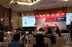 Exhibitions to promote Vietnam's support industry